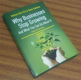 Why Businesses Stop Growing by Andrew Ellis FCA & Steve Hackney